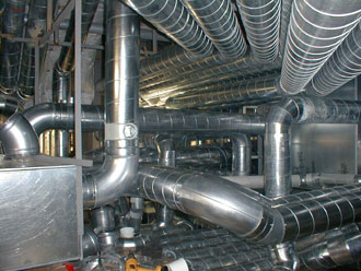 ventilationsroer